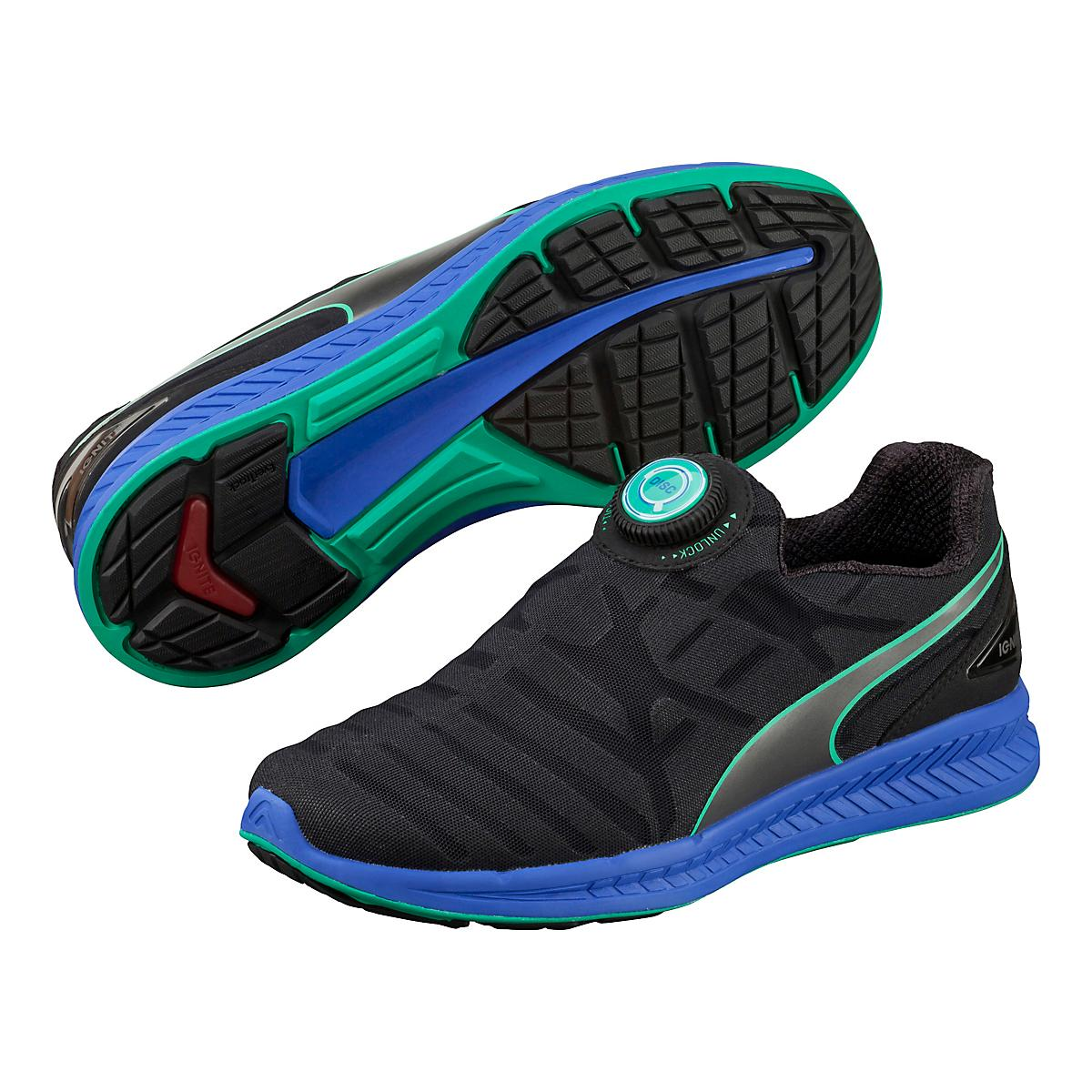 Womens Puma Ignite Disc Running Shoe at Road Runner Sports