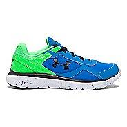 Kids Under Armour Boys Micro G Velocity RN GR Grade School Running Shoe