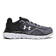Kids Under Armour Boys Velocity RN GR Pre School Running Shoe