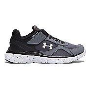 Kids Under Armour Boys Velocity RN GR AC Pre School Running Shoe