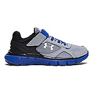 Kids Under Armour Boys Velocity RN GR AC Pre School Running Shoe