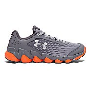 Kids Under Armour Boys Micro G Spine Disrupt Running Shoe