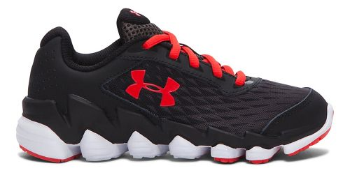 Kids Under Armour Spine Disrupt Running Shoe - Charcoal 13C