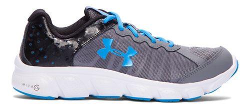 Under Armour Micro G Assert 6  Running Shoe - Graphite 5.5Y