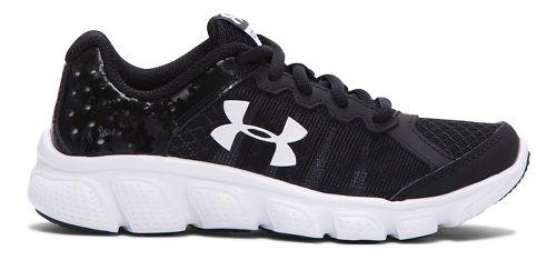 Under Armour Assert 6  Running Shoe - Black 1Y