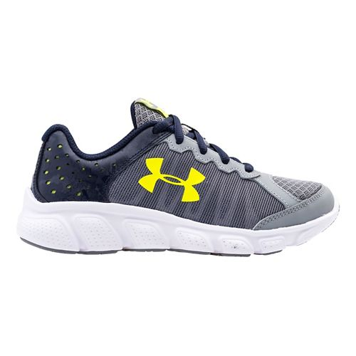 Under Armour Assert 6  Running Shoe - Steel/White 11C