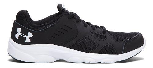 Kids Under Armour Pace RN Running Shoe - Black 4.5Y