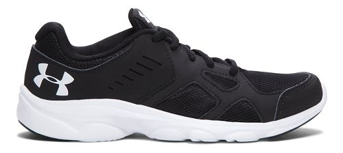 Kids Under Armour Pace RN Running Shoe - Black 5Y