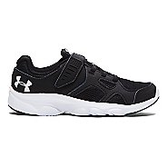 Kids Under Armour Pace RN AC Running Shoe - Black 2.5Y