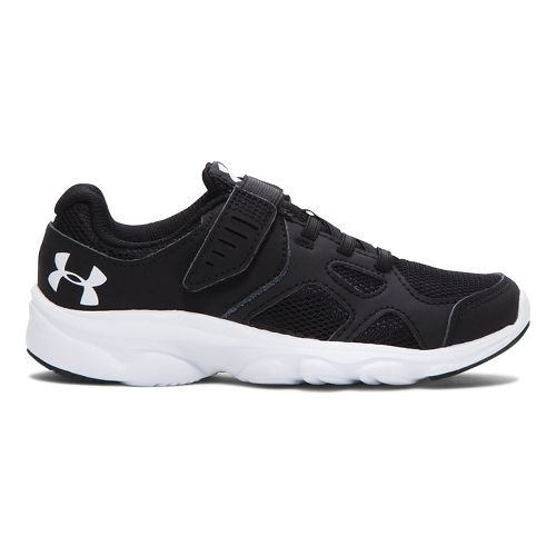Kids Under Armour Pace RN AC Running Shoe - Black 2Y
