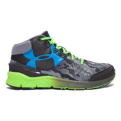 Kids Under Armour�Boys Overdrive Mid GRT