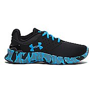 Kids Under Armour Boys Flow RN Camo Pre School Running Shoe