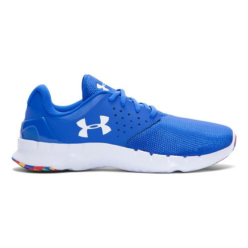 Kids Under Armour Flow RN R2R Running Shoe - Ultra Blue 4.5Y