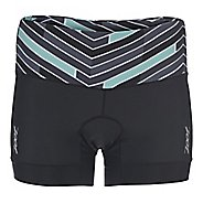 "Womens Zoot Performance Tri 4"" Unlined Shorts"