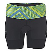 "Womens Zoot Performance Tri 6"" Unlined Shorts"