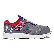 Kids Under Armour B INF Thrill RN AC Running Shoe - Graphite 9C
