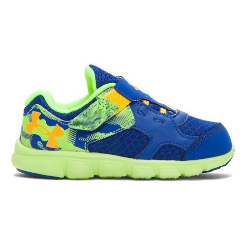 Kids Under Armour Infant Thrill RN AC Running Shoe - Team Royal 7C