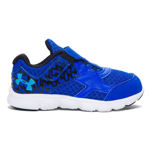 Under Armour INF Thrill RN AC  Running Shoe - Ultra Blue/White 9C