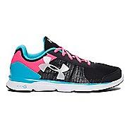 Kids Under Armour Girls Micro G Speed Swift Grade School Running Shoe