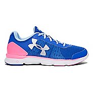 Kids Under Armour Girls Micro G Speed Swift Grade School Running Shoe