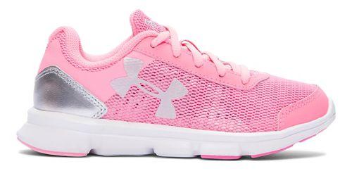 Kids Under Armour Speed Swift Running Shoe - Pink Punk 2Y