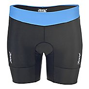 "Womens Zoot Active Tri 6"" Lined Shorts"