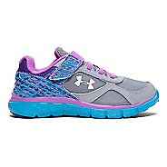 Kids Under Armour GPS Velocity RN GR AC Running Shoe