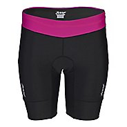 "Womens Zoot Active Tri 8"" Lined Shorts"