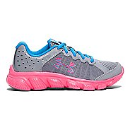 Kids Under Armour Girls Assert 6 Running Shoe