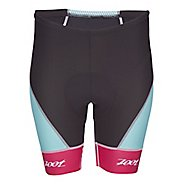 Womens Zoot Cycle Team Unlined Shorts