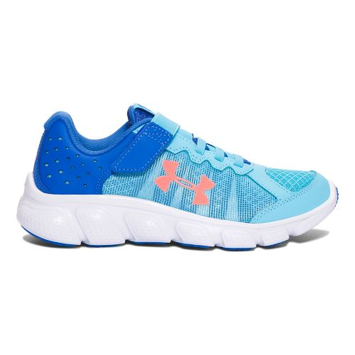 Under Armour Assert 6 AC  Running Shoe - Venetian Blue 3Y