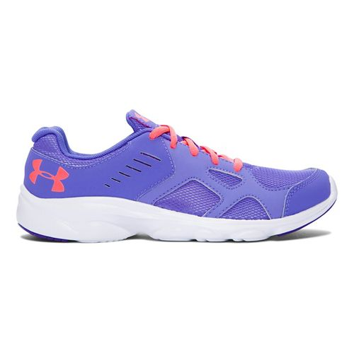 Under Armour Pace RN  Running Shoe - Violet/Brilliance 4.5Y