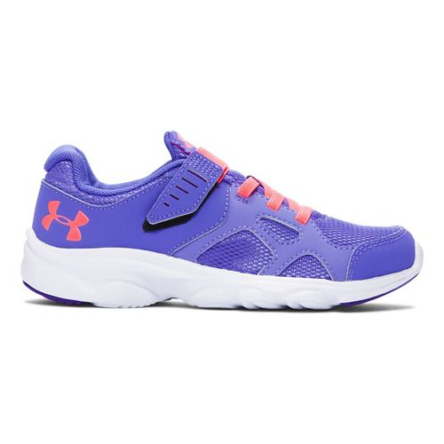 Under Armour Pace RN AC  Running Shoe - Violet/Brilliance 2.5Y