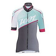 Womens Zoot Cycle Team Jersey Short Sleeve Technical Tops