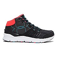 Kids Under Armour Girls Overdrive Mid GRT Grade School Running Shoe