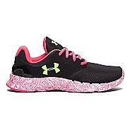 Kids Under Armour Girls Flow RN SWRL Grade School Running Shoe