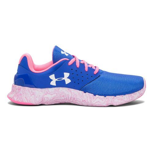 Kids Under Armour Flow RN SWRL Running Shoe - Team Royal 4Y
