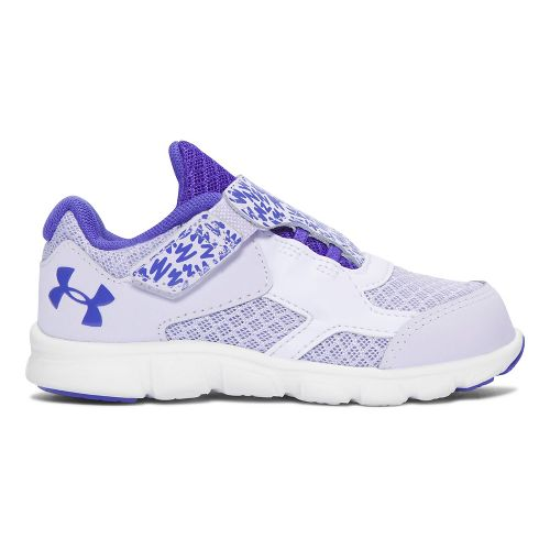 Under Armour INF Thrill RN AC  Running Shoe - Lavender 10C