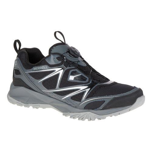 Mens Merrell Capra Bolt Boa Hiking Shoe - Blue 7.5