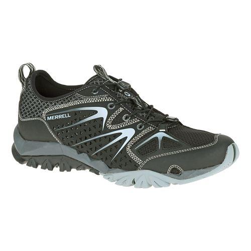 Mens Merrell Capra Rapid Hiking Shoe - Black 9