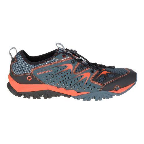 Mens Merrell Capra Rapid Hiking Shoe - Bright Red 7