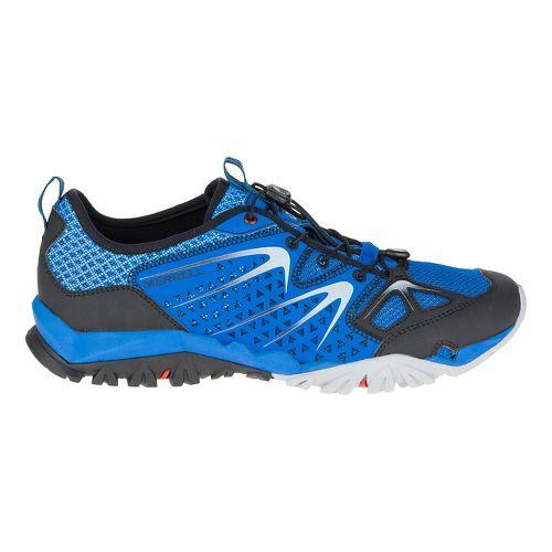 Mens Merrell Capra Rapid Hiking Shoe - Blue Dusk 8
