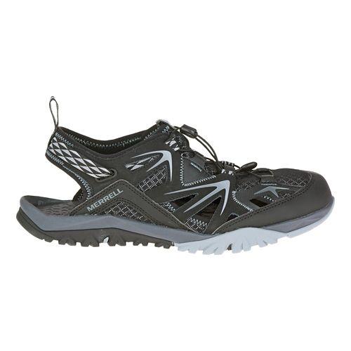 Mens Merrell Capra Rapid Sieve Hiking Shoe - Black 7