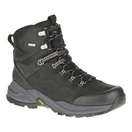 Mens Merrell Phaserbound Waterproof Hiking Shoe - Black 8.5