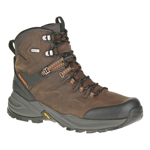 Mens Merrell Phaserbound Waterproof Hiking Shoe - Clay 15