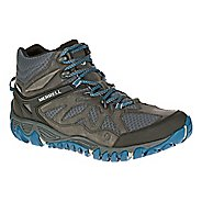 Mens Merrell All Out Blaze Vent Mid Waterproof Hiking Shoe