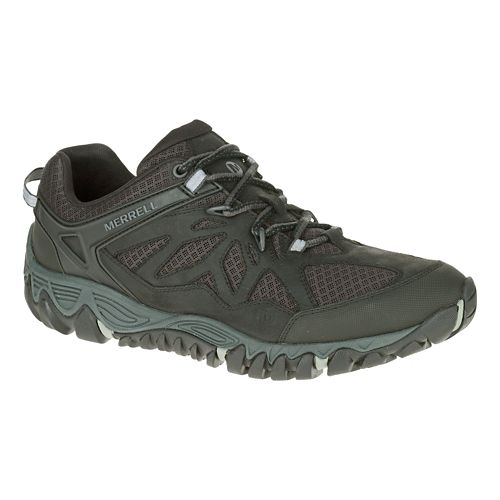 Mens Merrell All Out Blaze Vent Hiking Shoe - Black 10.5