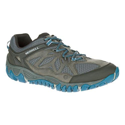 Mens Merrell All Out Blaze Vent Hiking Shoe - Merrell Tan 12