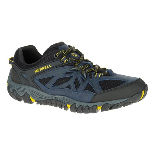 Mens Merrell All Out Blaze Vent Hiking Shoe - Sodalite 7.5