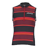 Mens Zoot Performance Tri Jersey Sleeveless & Tank Technical Tops